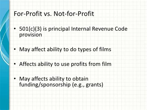 section 127 of the internal revenue code legal issues for documentary filmmaking