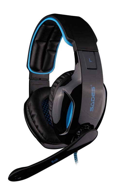 Sades Snuk Usb Gaming Headset With 7 1 Surround Stereo Sound sades snuk 7 1 surround sound effect end 11 9 2016 5 15 am