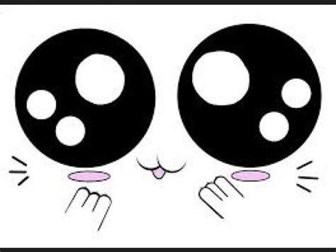 imagenes de ojitos kawaii kawaii anime