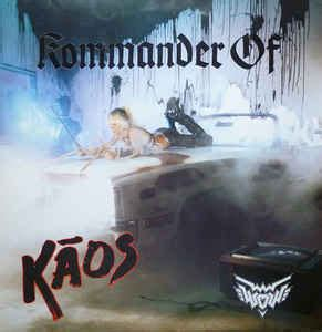 Kaos Burton High Quality Lp wendy o williams kommander of kaos vinyl lp album at discogs