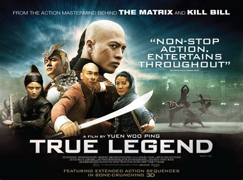 film cina legend cambridge film festival review true legend 3d su qi er