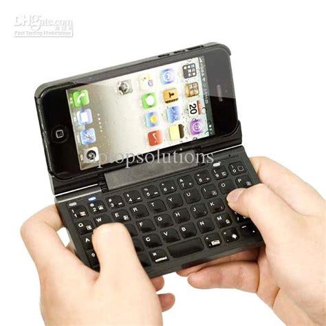 Hp Iphone 5 G slim 360 rotation bluetooth keyboard portable