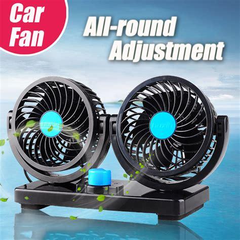 plug in car fan portable air conditioner for car alternative 12v plug in