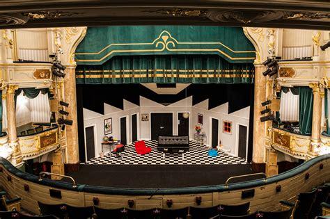 Buxton Opera House Buxton Opera House Seating Plan