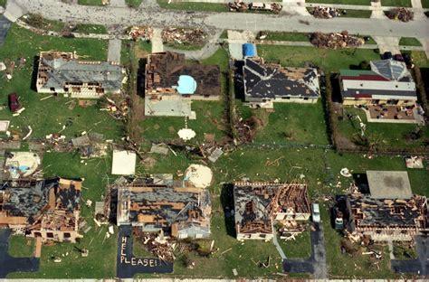 Hurricane Andrew 25 year anniversary exhibit at HistoryMiami