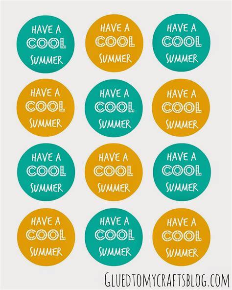 free printable gift tags summer summer squirt gun tags free printable