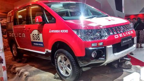 mitsubishi mobil spesifikasi dan harga mobil mitsubishi delica d5 terbaru