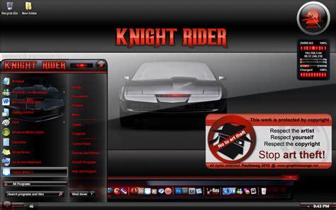 theme music knight rider knight rider windows 7 theme by pauliewog260 on deviantart