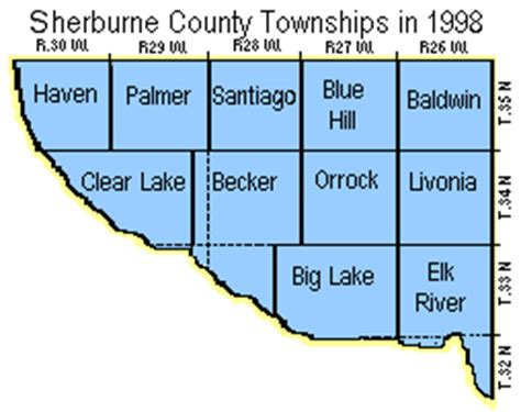 Sherburne County Records Sherburne History Center Minnesota Plat Maps
