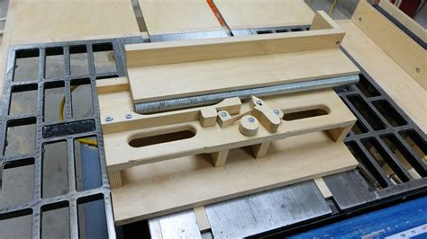 building  ultimate box joint jig ibuilditca