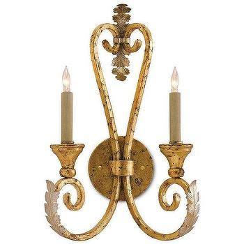 valletta candle sconce ballard designs