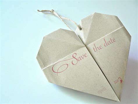 Eco Friendly Finds by Eco Friendly Wedding Finds Recycled On Etsy Origami Save
