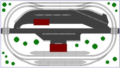 oo layout design software model train layouts track plans in oo scale various