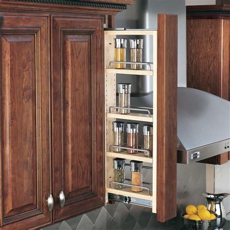 rev a shelf 432 bf 6c 6 quot wood base cabinet pullout filler rev a shelf 432 tall wall filler 6 quot wood 432 wf42 6c