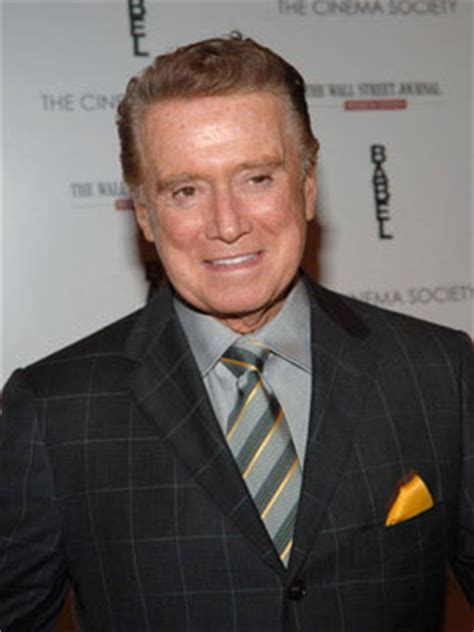 Regis Philbin To Bypass Surgery by Sugar Bits Regis To Undergo Open Surgery