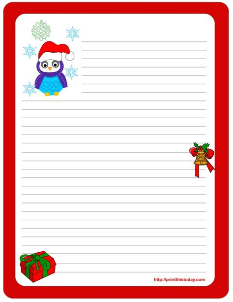 printable christmas stationery 109 best christmas stationery images on pinterest