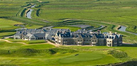 Travel Destination: Doonbeg Golf Club and Resort, Ireland   Pursuitist