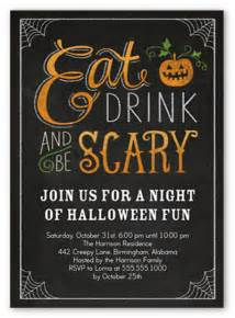invitation ideas for halloween party 18 halloween invitation wording ideas shutterfly