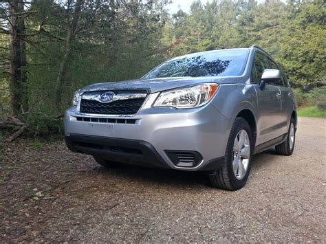 subaru forester 2015 review 2015 subaru forester test drive review cargurus