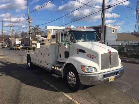 kenworth light duty trucks kenworth t 370 2015 wreckers