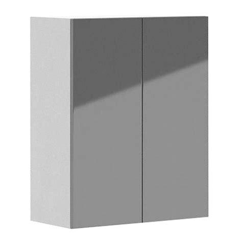 White Melamine Cabinet Doors Eurostyle 24x30x12 5 In Cordoba Wall Cabinet In White Melamine And Door In Gray W2430 W Cordo
