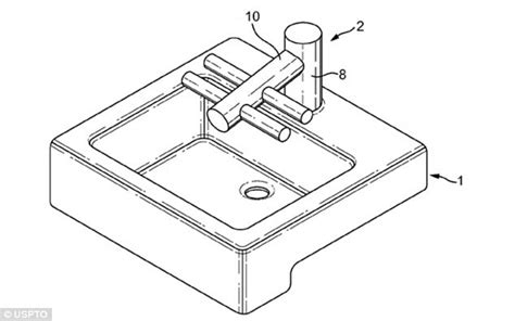 Dyson Hair Dryer Patent dyson to patent taps that also air to your daily mail