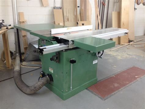 sliding table saw for sale general sliding table saw 60 quot used machine for