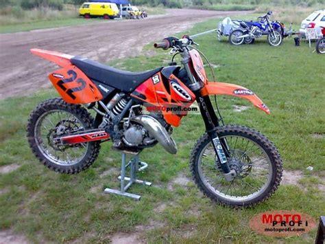 Ktm Sx 800 1999 Ktm Sx 125 Moto Zombdrive
