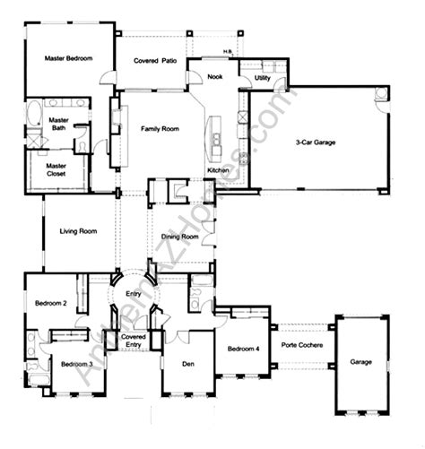 anthem arizona home floor plans house design plans