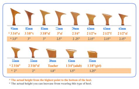 anatomy of a viginal size and types viginal size and types size chart shoes international