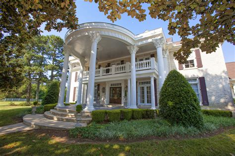 Plantation Style House by Plantations In Nc And Southern Plantation Homes