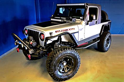 lj jeep truck 2005 jeep wrangler unlimited lj custom pickup 215117