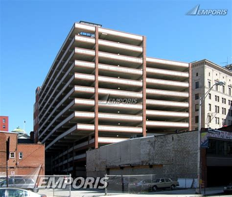 Bank Of America Center Parking Garage by South Parking Garage Harrisburg 276862 Emporis