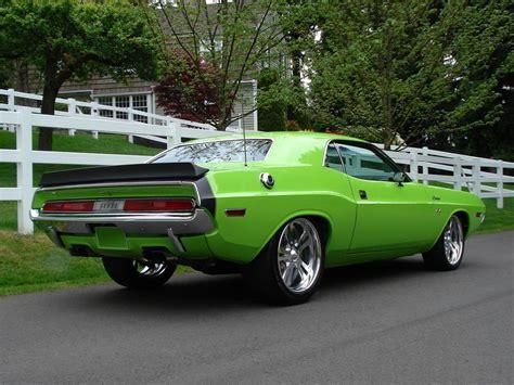 Dodge Challenger Interior Mods by 1970 Dodge Challenger Resto Mod 90935