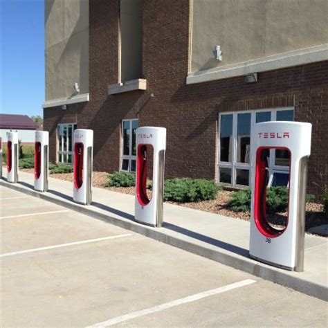 Tesla Battery Charging Stations King Leisure Picture Of Inn Express Suites