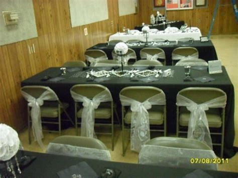 Banquet Chairs Design Ideas Chair Sash Without A Chair Cover Weddingbee