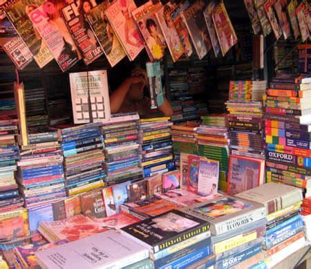 Buku Buku Bekas mengambil untung dari toko buku bekas