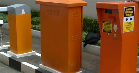 integrated manless parking system sistem parkir otomatis tanpa operator rajaparkir
