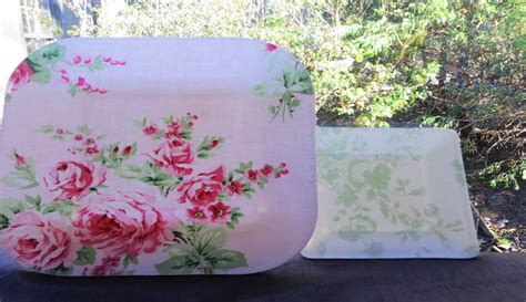Decoupage With Material - how to dishwasher safe decoupage with fabric