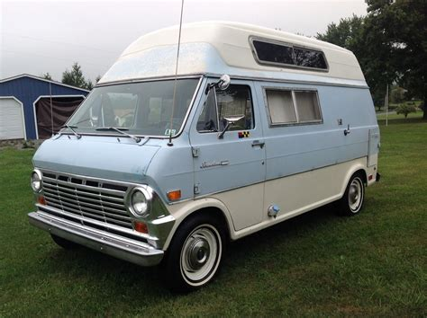 van ford 1969 ford econoline super van cer classic ford e
