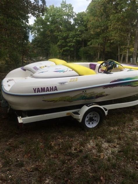 yamaha exciter jet boat for sale 1997 yamaha exciter 220 jet boat with trailer yamaha