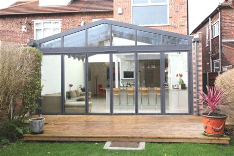 Victorian House Floor Plan Contemporary Conservatory Ideas Open Plan Extension For