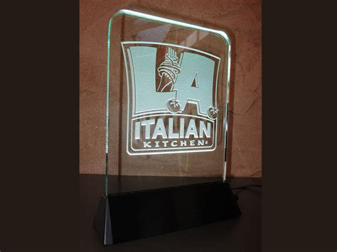La Italian Kitchen by Retail Restaurant Signs America S Instant Signs