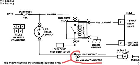 1988 chevy s10 fuel relay location wiring diagrams