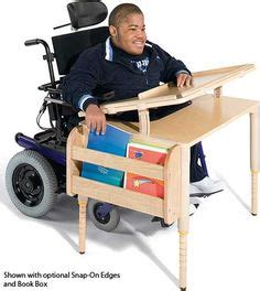 computer desk for disabled accessible living wheelchair powerchair products and