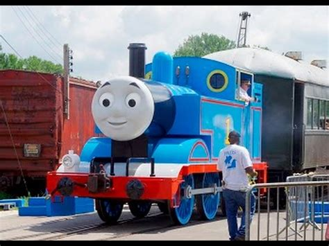 Real Thomas Train Engine Independence Day Out With Day Real