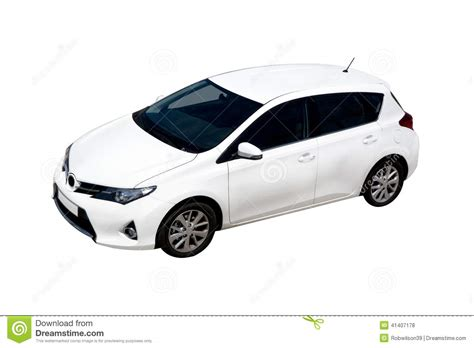 car white background white car stock photo image of isolated model small