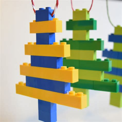 Lego Tree Decorations by Amazing Lego Decorations