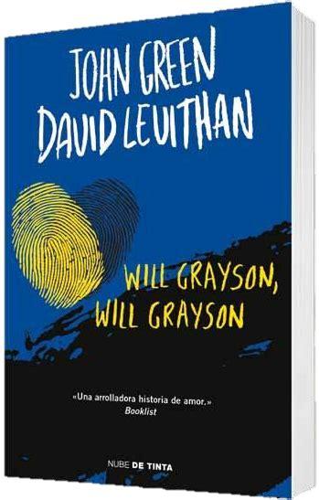 libro will grayson will grayson febrero 2015 lectores bien