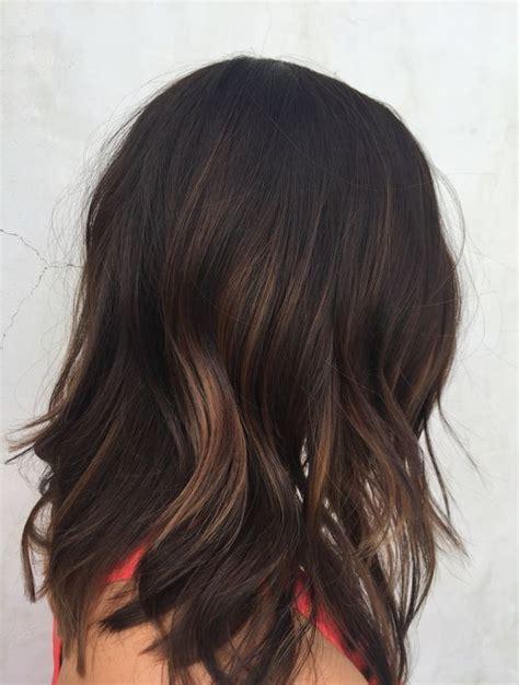 subtle colors 78 best ideas about subtle balayage brunette on pinterest